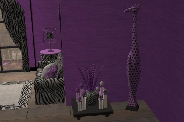 Zebra Living 3