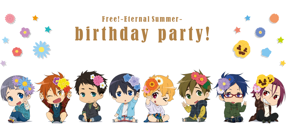 the last free eternal summer birthday party