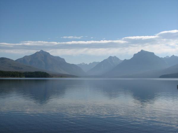 Coeur d'Alène lake