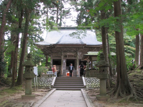 Benkei's shrine