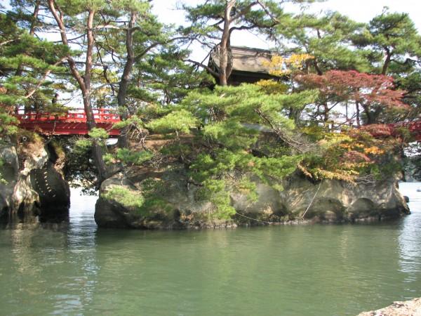 Matsushima little island