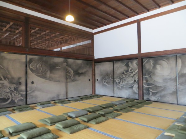 large room, Kenninji