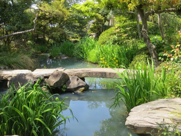 garden, Ohara museum