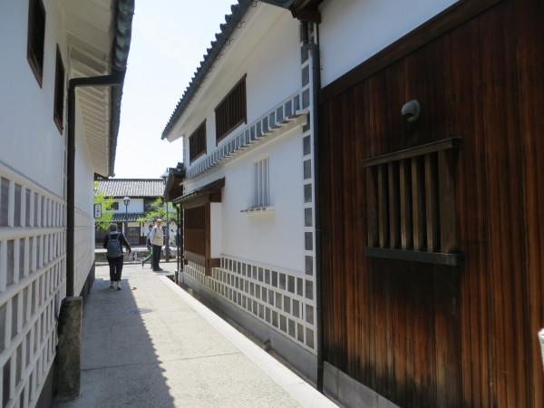 street, Kurashiki