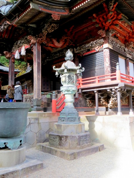 Main shrine, Haruna jinja