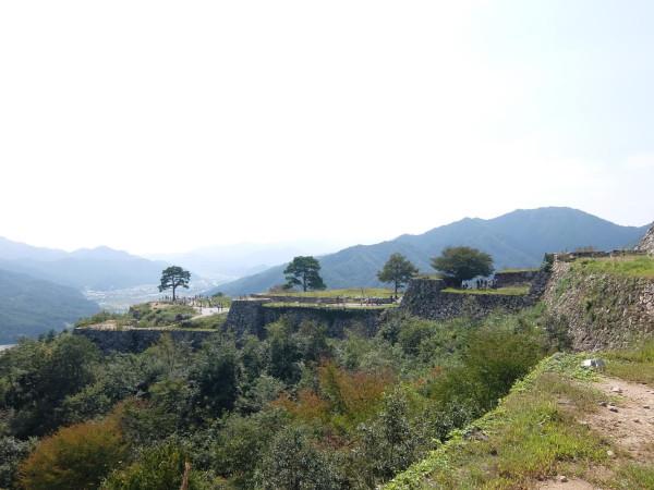Takeda ruins 2