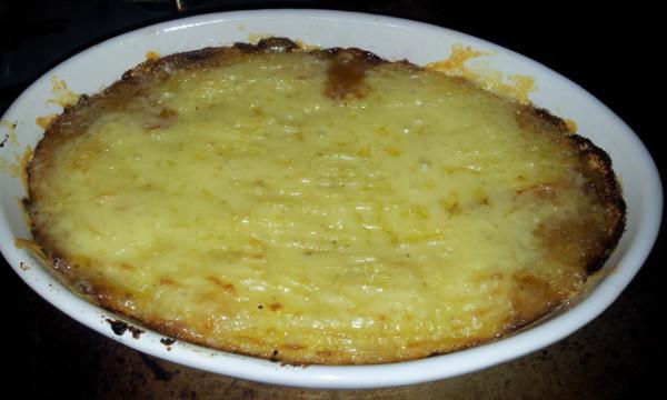 Cottage pie smaller