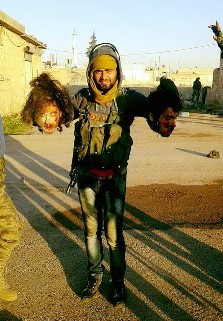mohammed_kazi from Aleppo