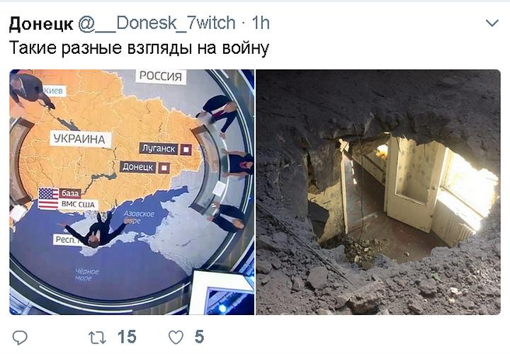 Donbass war 2018 f