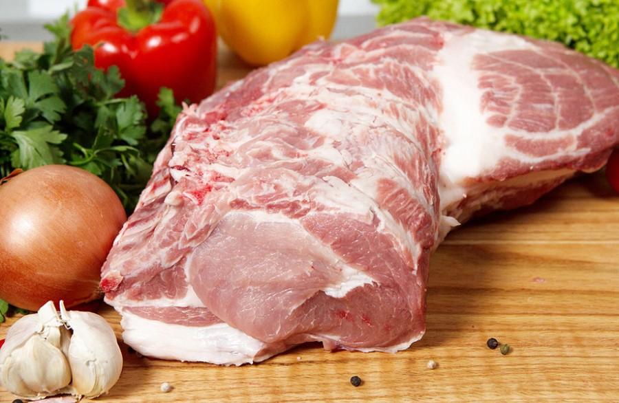 Производство свинины в России в 2018 году