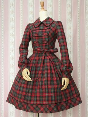 British Check Dress
