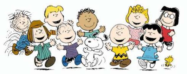 Peanuts Gang Movie