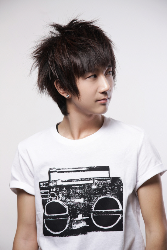 Jung Yungbin Guitarist of Iconize