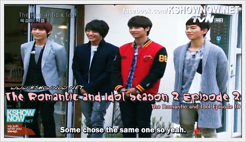 ENG SUB] The Romantic and Idol Season 2 Episode 2