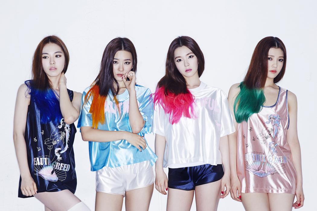 Red Velvet Happiness Group 13