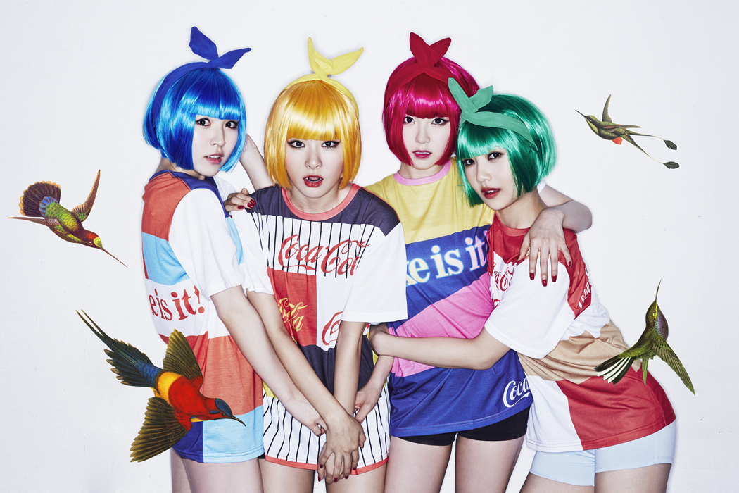 Red Velvet Happiness Group 14