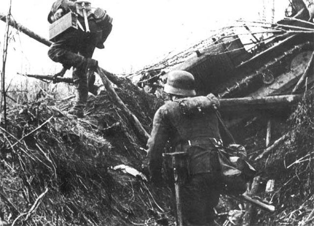 6 немецкая пехота в боях под Ростовом