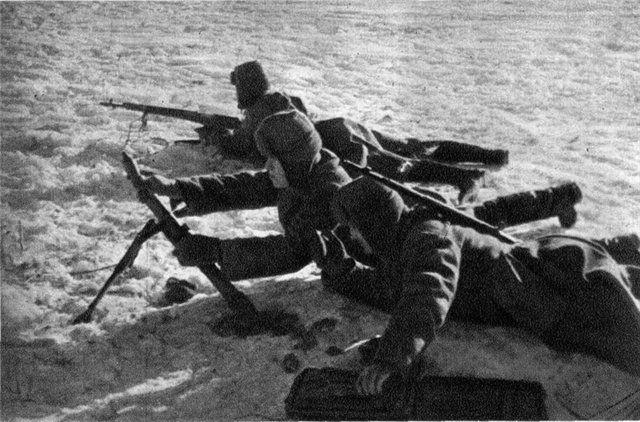 4 бой в окрестностях Ростова 1941