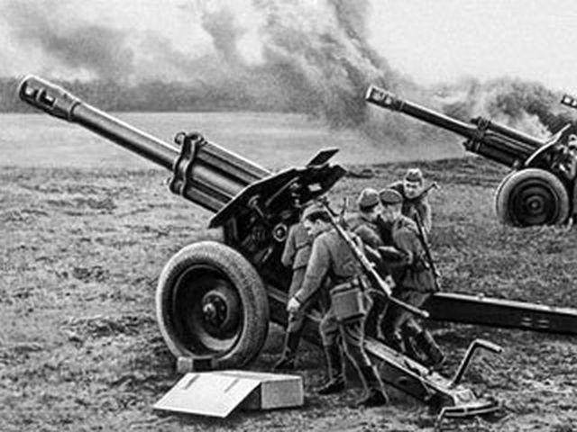 6 Огонь ведёт Артиллерия РККА