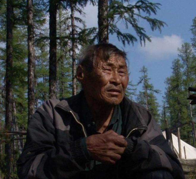 У нас в Якутии - Скончался дедушка Савей - тунгусский шаман 12-го неба
