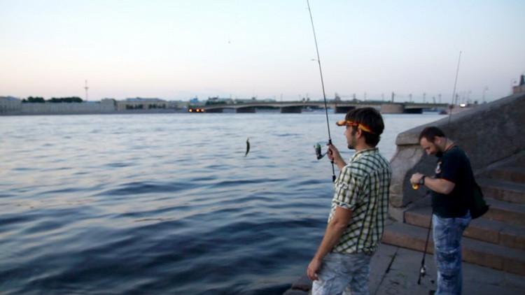 хорошая рыбалка в санкт петербурге