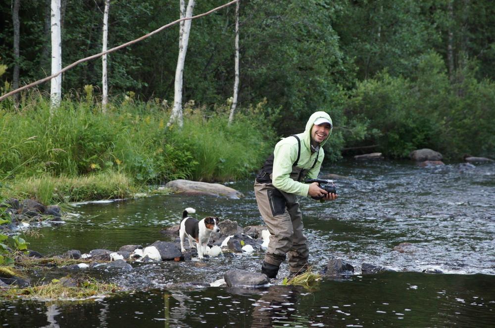 рыбалка без границ с андреем старковым
