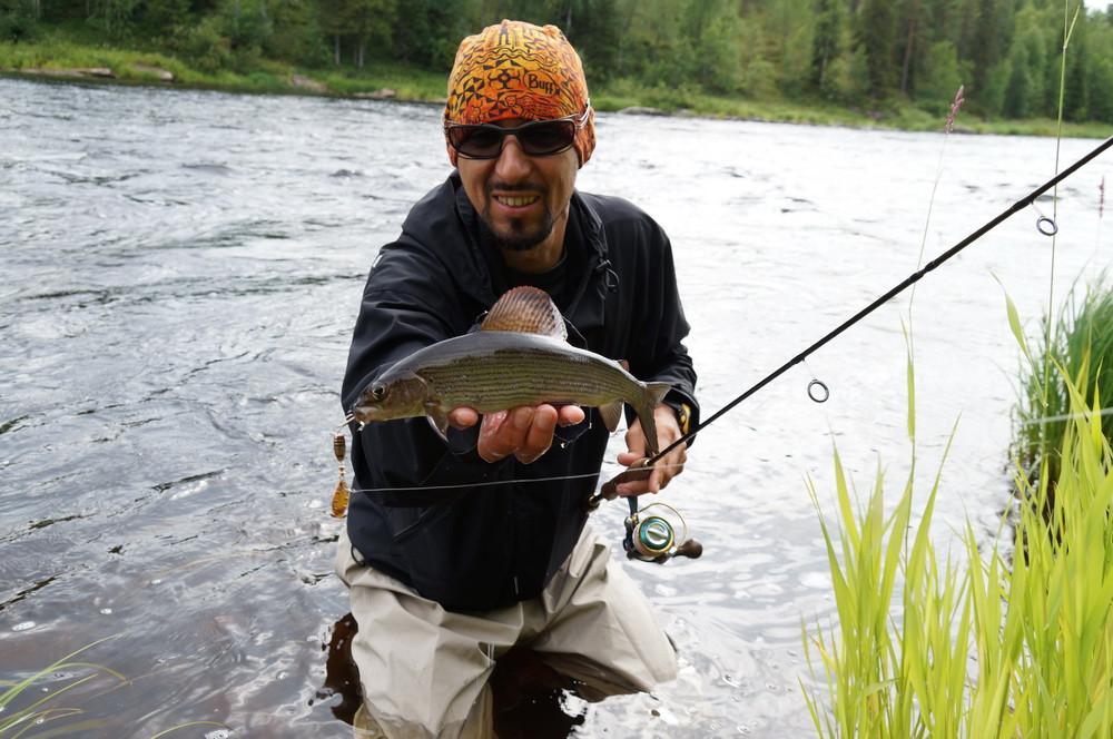 кто отвезет меня на рыбалку
