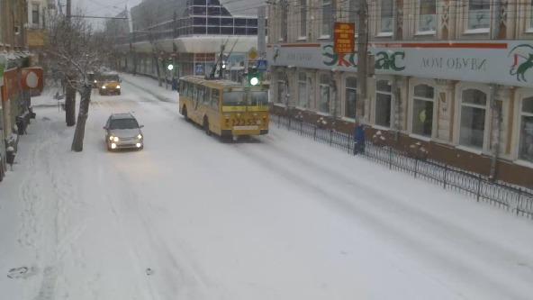 перв снег2014-2