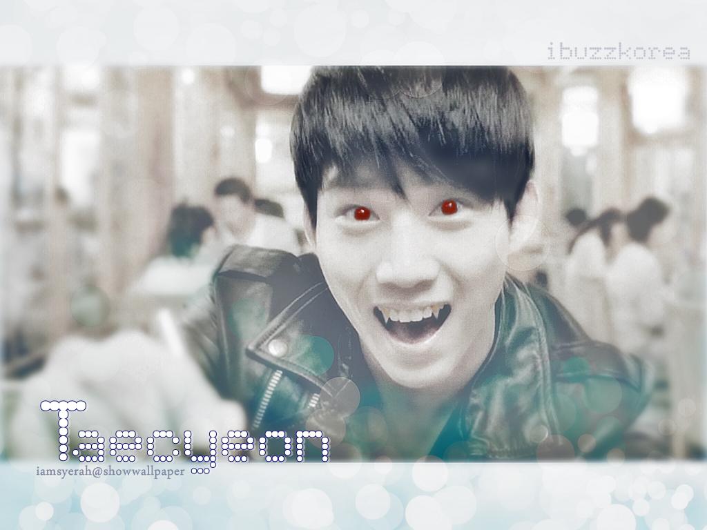Taecyeon Vampiree