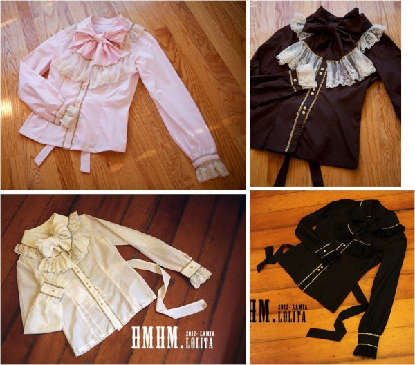 loliloli blouse