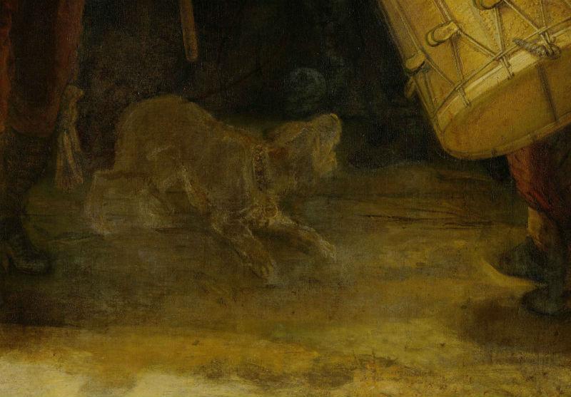 4-Фрагмент картины Ночной дозор теряющий краски.jpg