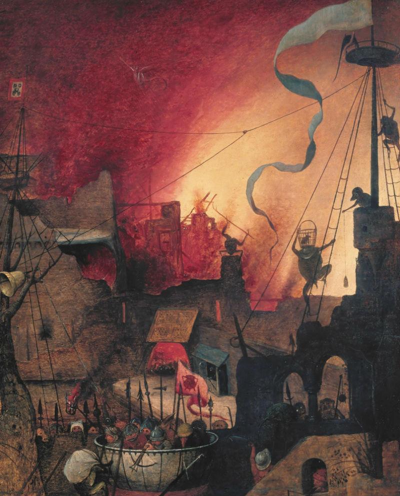 5-Питер Брейгель Старший - Безумная Грета - 1563 (фрагмент).jpg