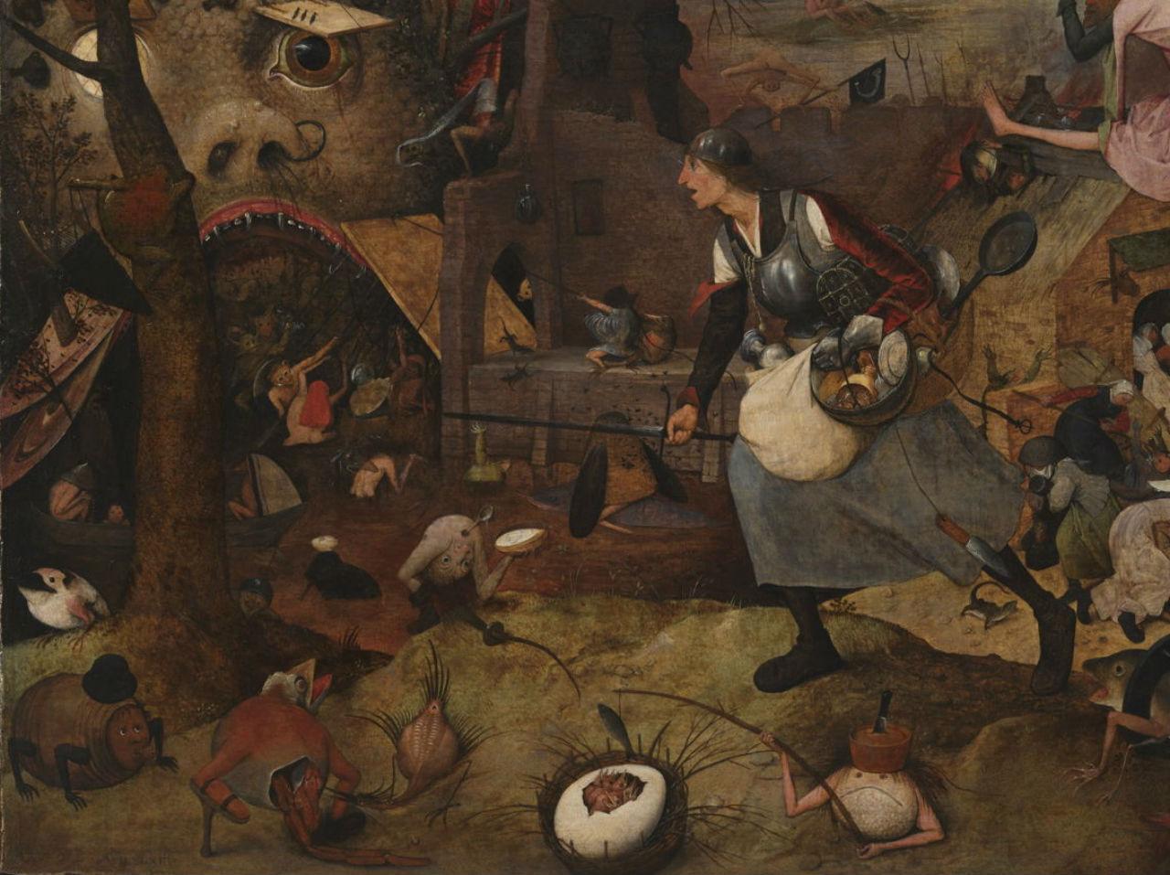 6-Питер Брейгель Старший - Безумная Грета - 1563 (фрагмент).jpg