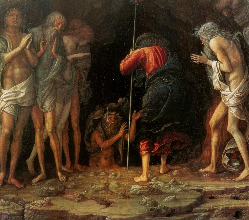 Андреа Мантенья - Сошествие Христа в чистилище.jpg
