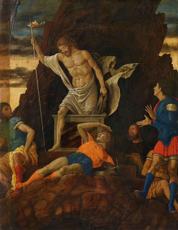Андреа Мантенья - Воскресение Христа - около 1492–1493.jpg