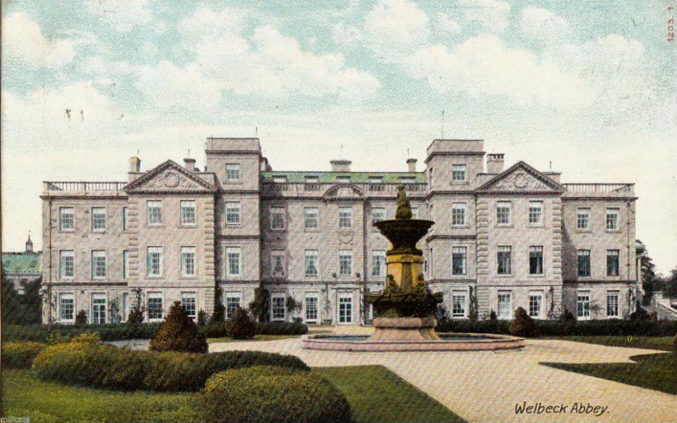 4-Аббатство Уэлбек имение герцогов Кавендиш-Бентинк.jpg