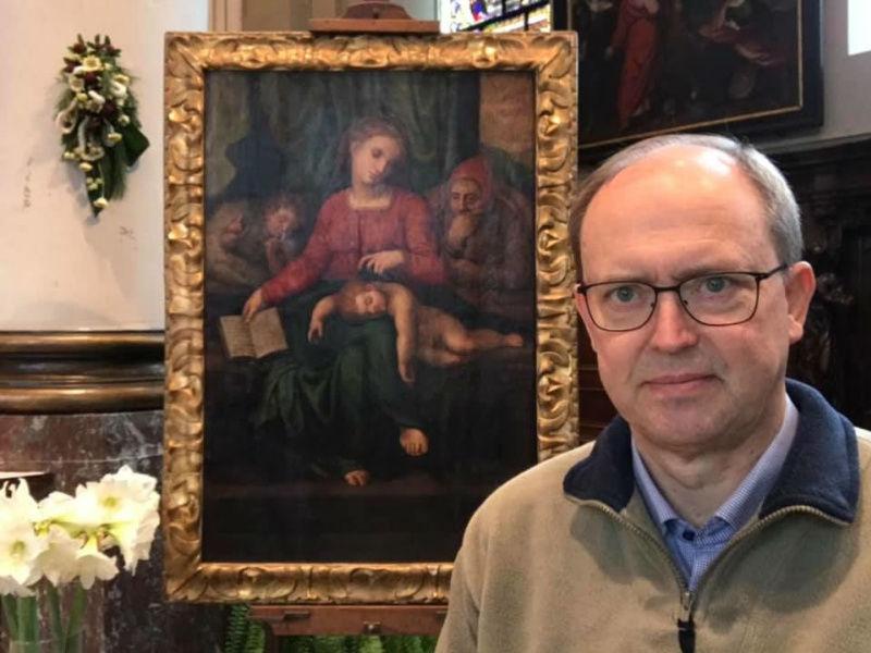 5-Пастор Ян ван Реймдонк с картиной.jpg