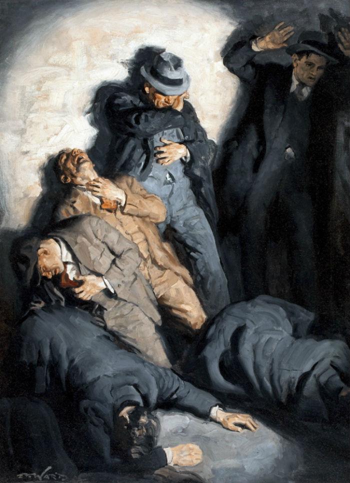 7-Эдмунд Франклин Уорд - Резня в День святого Валентина.jpg