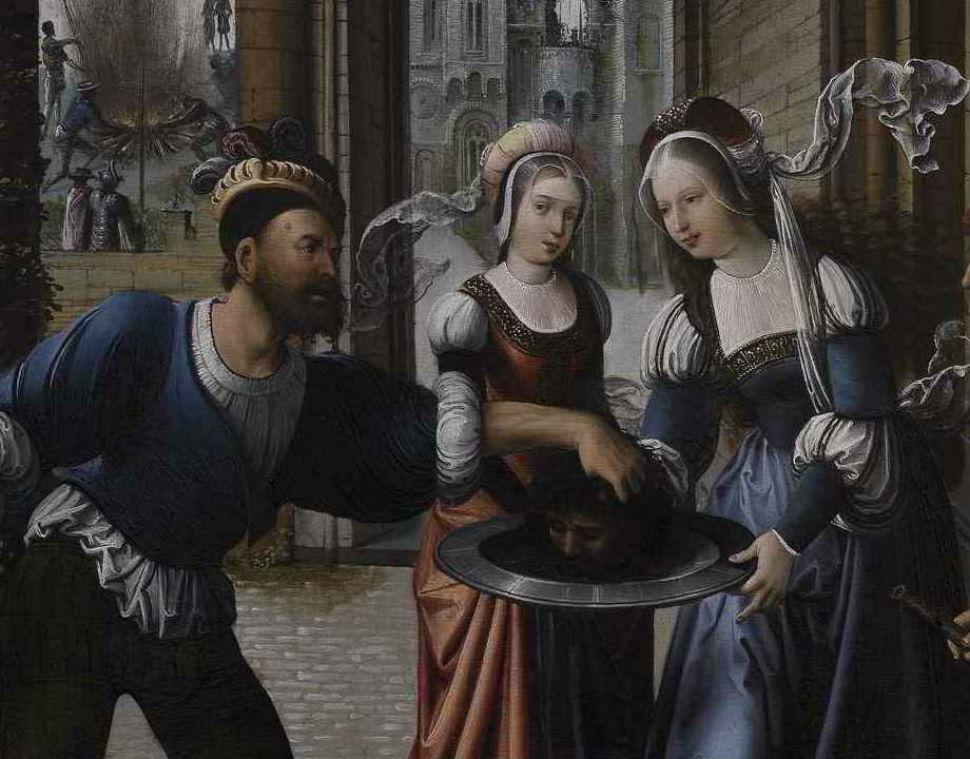 1-Мученичество Святого Иоанна Крестителя - 1519 - (фрагмент).jpg