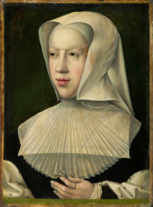 2-Портрет Маргариты Австрийской - 1520.jpg