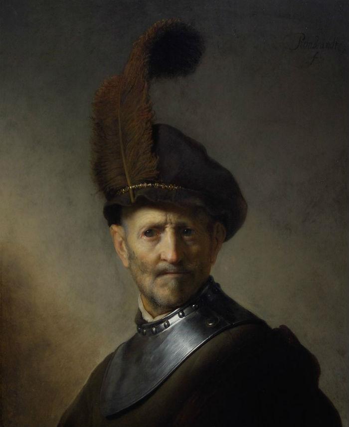 Рембрандт-ван-Реин-Портрет старого воина.jpg