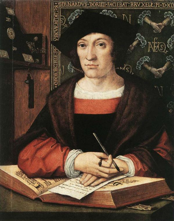 3-Портрет Йориса ван Целле - 1519.jpg