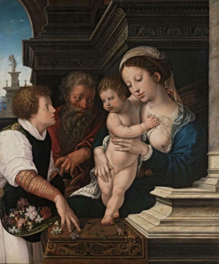 10-Святое семейство - 1531.jpg