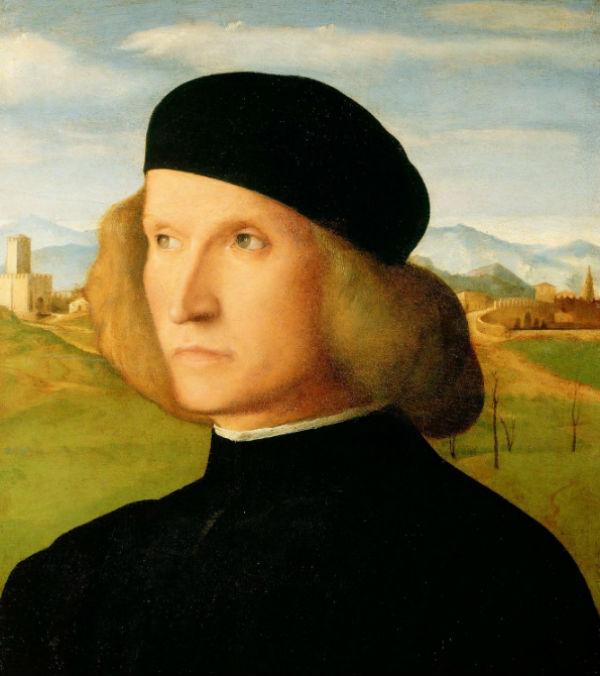 4-Джованни Беллини - Портрет молодого человека - 1505-1509.jpg