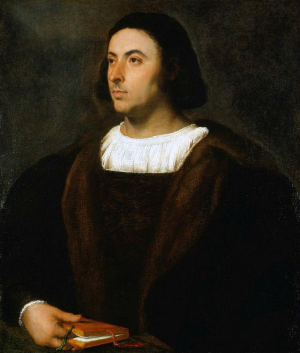 6-Тициан - Портрет Якопо Саннацаро - 1514-1518.JPG