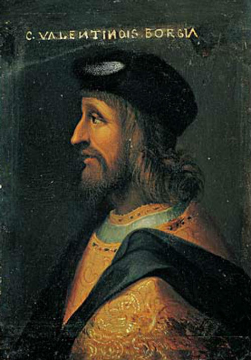 Предполагаемый портрет Чезаре Борджиа из коллекции палаццо Русполи - Рим.jpg