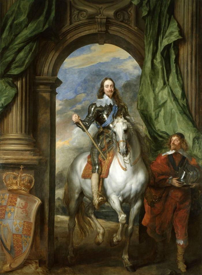 7-Антонис Ван Дейк - Карл I с де Сен-Антуаном - 1833.jpg