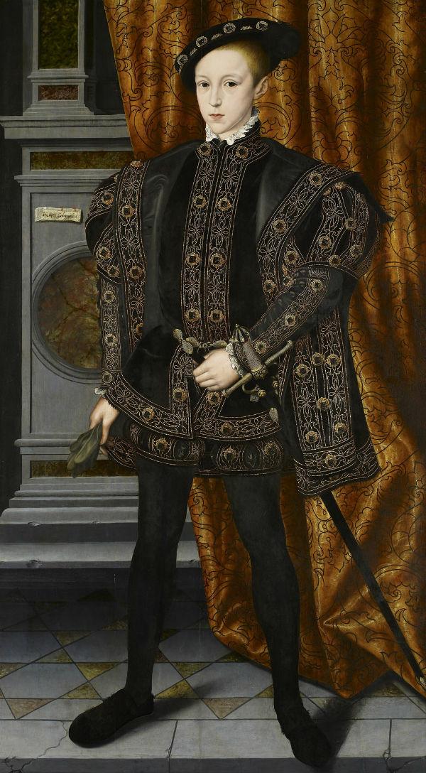 1-Уильям Скротс - Портрет Эдуарда VI.jpg