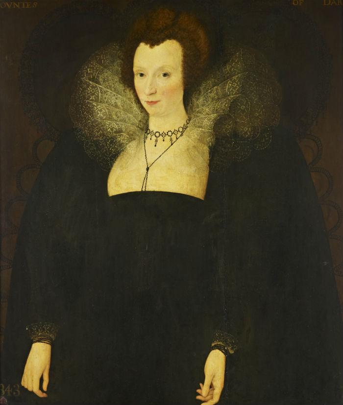 5-Английская школа 17 века - Алиса Спенсер графиня Дерби.jpg
