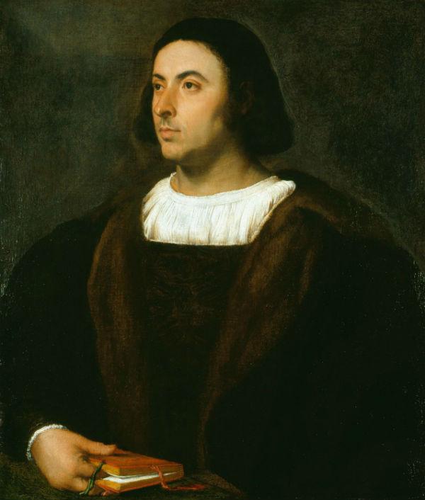 13-Тициан - Портрет Якопо Санназаро.jpg